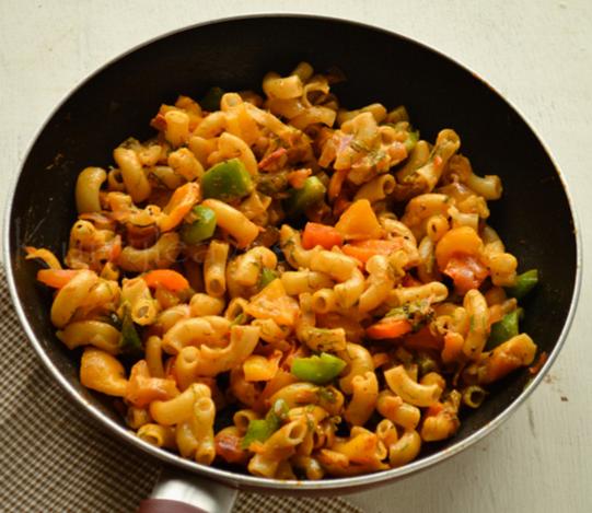 Macaroni-Recipe