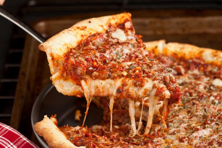 Pan Pizza Recipe