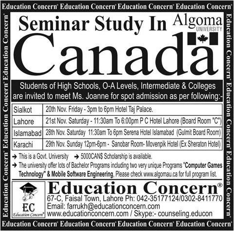 Study In Canada 19 - Nov - 201500001