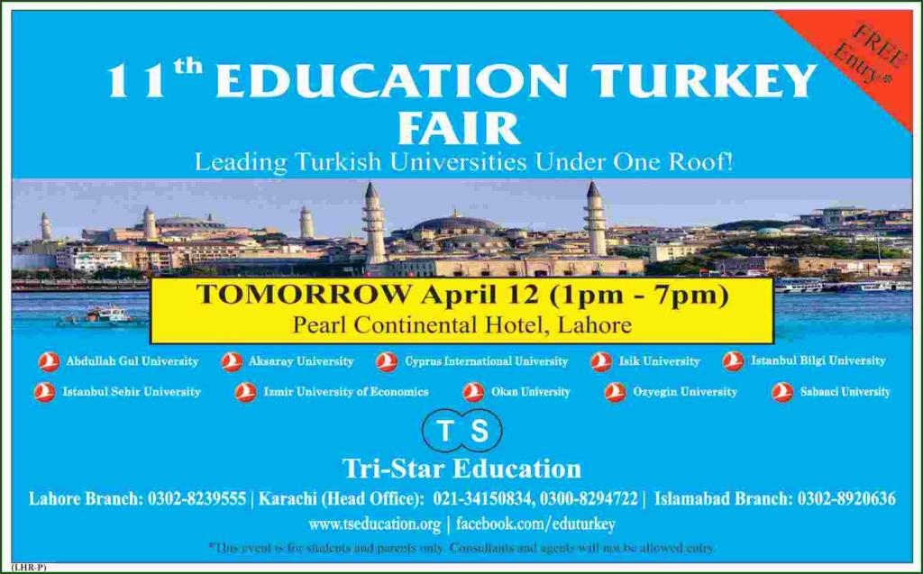 Admissions in Turkish Universities Turkey